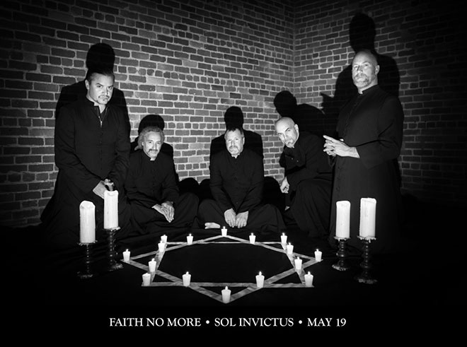 Faith No More Sol Invictus Promo