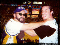 Greg Werckman & Mike Patton